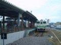 [鉄道][キハ40系]★096:キハ40-808/函館駅1番線051023