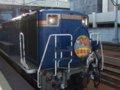 [鉄道]259:急行はまなす(DD51-1141)/札幌駅2008.07.27