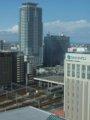 [鉄道][駅][風景]270:JR札幌駅・桑園側(センチュリーロイヤルホテルから)/2008.07.25