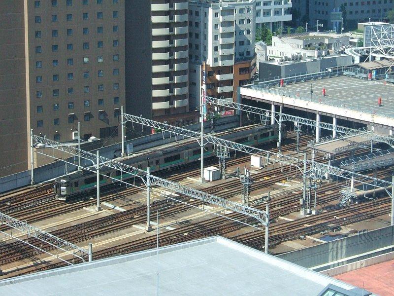 271:JR札沼線1570D(キハ201系D-103編成)/札幌駅2008.07.25