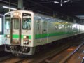 [鉄道][キハ143系][貫通幌]札沼線587D(キハ143-103)/札幌駅2008.07.25