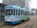 [鉄道]★099:函館市電710形(No.711)/函館駅前051023