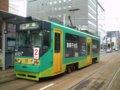 [鉄道]★101:函館市電8100形(No.8101)/函館駅前051023