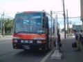 [バス]★110:函館帝産バス・三菱エアロバス(MS7系)/ホテルJALシティ函館