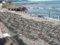 273:朝里海岸・石浜に並べられたコンブ/2008.07.26
