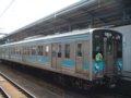 [鉄道][121系][貫通幌]JR四国121系電車(Tc120-13)/坂出駅2006.04
