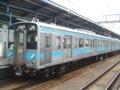 [鉄道][121系][貫通幌]JR四国121系電車(Tc120-12)/坂出駅2006.04