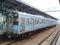JR四国121系電車(Tc120-12+Mc121-12)/坂出駅2006.04