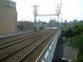 [鉄道]☆阪神西大阪線・千鳥橋駅(尼崎方面)/2002.05