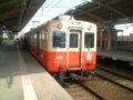 [鉄道][貫通幌]☆阪神7801形(7838F+7839F)西大阪線・西九条行き/千鳥橋駅2005.05