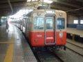 [鉄道][貫通幌]☆阪神7801形7839F+7838F(別アングル)/西大阪線西九条駅2002.05