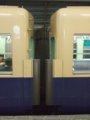 [鉄道][貫通幌]☆阪神5333M+5332M連結面(2)/西九条駅2007.05
