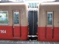 [鉄道][貫通幌]☆阪神7961形7964Tc+7963Tc/尼崎駅2007.10