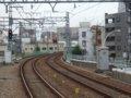 [鉄道][駅]☆阪神西大阪線・千鳥橋駅(尼崎方面)/2007.10