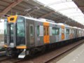 [鉄道][貫通幌]阪神1000系Mc1502/千鳥橋駅2007.10