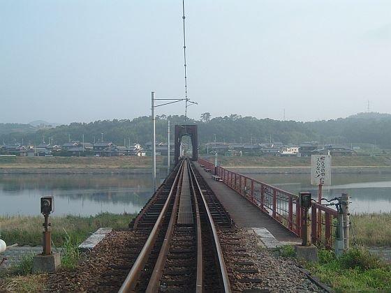JR加古川線・加古川橋梁