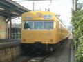[鉄道][103系]★鶴見線・扇町駅-クモハ103-131(中原T3編成)1024pix版:2003年5月
