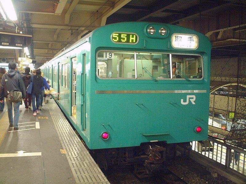 ☆JR常磐線マト19編成(Tc103-284側)/上野駅02.11