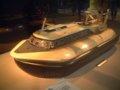 [交通科学博物館]★交通科学博物館・宇高連絡船ホーバークラフト「かもめ」(模型)2002年