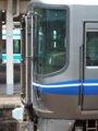 [鉄道][521系][貫通幌]☆029:北陸本線243M・Tc520-3貫通幌/敦賀駅090724
