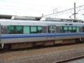 [鉄道][521系]☆031:北陸本線243M・Tc520-3側面/敦賀駅090724