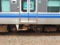 [鉄道][521系]☆032:北陸本線243M・Tc520-3台車/敦賀駅090724