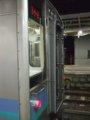 [鉄道][E127系][貫通幌]☆213:大糸線332M(McE127-104貫通幌)/南小谷駅090724