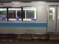 [鉄道][E127系]☆223:大糸線332M(McE127-104車番表示)/南小谷駅090724