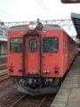 [鉄道][キハ20系][貫通幌]☆284:南小谷行420D(キハ52-156)090725