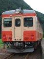 [鉄道][キハ20系][貫通幌]☆299:大糸線・折り返し421D(キハ52-115)平岩駅090725