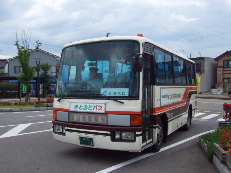 個別「[バス]☆381:射水市コミュ...