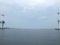 ☆407:「海竜」から建設中の新湊大橋(左:越の潟/右:堀岡)090725
