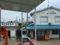 ☆411:富山県営渡船「海竜」越の潟発着場到着090725