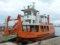 ☆413:富山県営渡船「海竜」/越の潟発着場090725