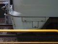 [鉄道][683系]☆482:サンダーバード併結(3)Mc683-1503車番表示/金沢駅