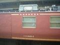 [鉄道]★クモヤ443-2(電気検測試験車)車番表示/大阪駅06.09