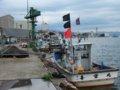 [風景]☆536:三国港&漁船090725