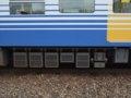 [鉄道]☆549:えちぜん鉄道MC6105(床下機器)/三国港駅090725