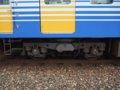 [鉄道]☆550:えちぜん鉄道MC6105(台車)/三国港駅090725