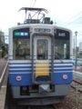 [鉄道][貫通幌]☆561:えちぜん鉄道MC6105/三国港駅090725