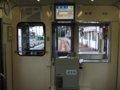 [鉄道]☆567:えちぜん鉄道MC6105車内(運転席とワンマン運賃箱)/三国港駅090725