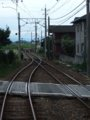 [鉄道][風景][駅]☆569:えちぜん鉄道西長田駅(福井側)090725