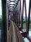 ☆573:えちぜん鉄道車窓(中角-新田塚間九頭竜川鉄橋)090725