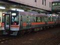 [鉄道][貫通幌]★265:JR東海キハ75-303快速「みえ」/津駅091004
