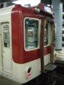 [鉄道][貫通幌]★296:近鉄2410系W14(ク2514前頭部)/上本町駅