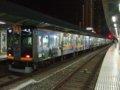 [鉄道]★298:阪神9000系(9208Tc)奈良行き普通/尼崎駅091004