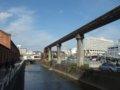 [鉄道][風景]☆136:姫路モノレール遺構(山陽新幹線北側部分)