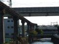 [鉄道][風景]☆142:姫路モノレール遺構(山陽新幹線アンダークロス方面)