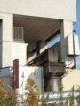 [鉄道][風景]☆153:姫路モノレール遺構(公団高尾アパート[旧大将軍駅跡]手柄山側)