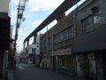 [鉄道][風景]☆169:姫路モノレール遺構(高尾アパート東側)